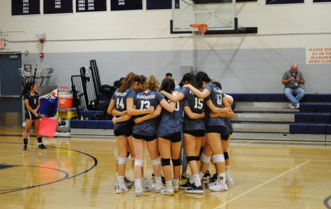 Girls' Volleyball Falls Short to Westridge