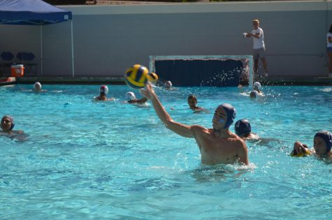 Boys' Water Polo Beats La Salle at Senior Night