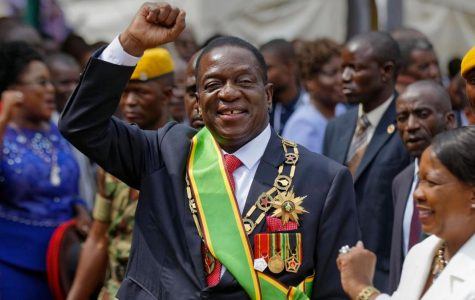 Emmerson Mnangagwa Wins Zimbabwe Presidential Election