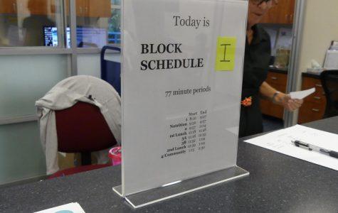Prep Introduces New Block Schedule