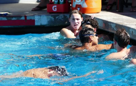 Boys' Water Polo Look Forward to Another Successful Season