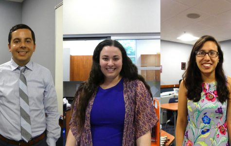 Fresh Faces of the Faculty