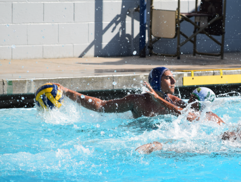Boys' Water Polo Beats Rival Poly