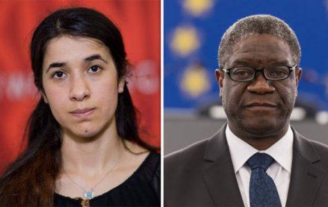 2018 Nobel Peace Prize Recognizes Denis Mukwege and Nadia Murad