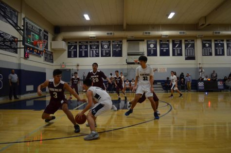 Rebels Basketball Dominates Rosemead in Non-League Game