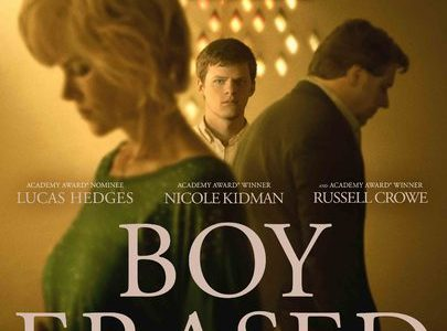 Boy Erased Tugs at Heart Strings