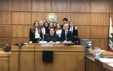 Mock Trial Places 4th in LA County Tournament