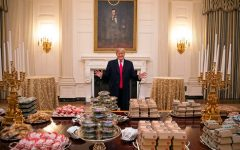 The Art of the Deal: President Trump Sponsors Greasy Fast Food Feast