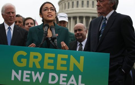 The Green New Deal And The Need to Prioritize Our Planet