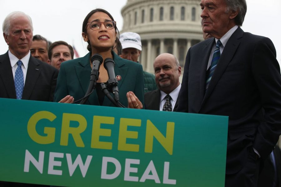 The+Green+New+Deal+And+The+Need+to+Prioritize+Our+Planet