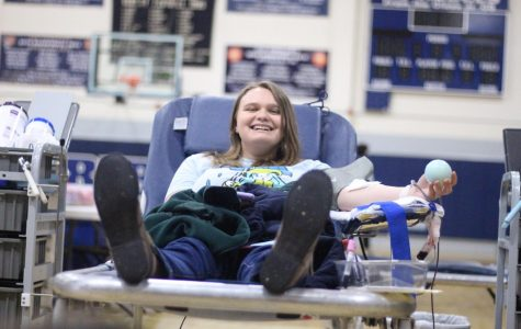 Prep Hosts Annual Blood Drive