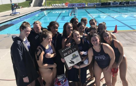 Water Polo Team Makes History