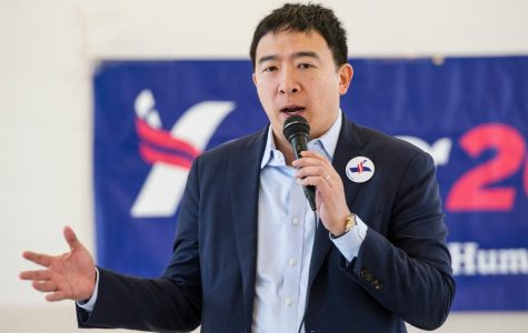 Andrew Yang, a 2020 democratic presidential candidate, is Universal Basic Income's staunchest supporter in the current US dialogue.