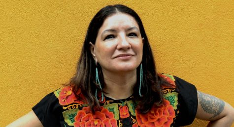 "Sandra Cisneros visits Prep virtually to discuss her book, ""The House On Mango Street""."