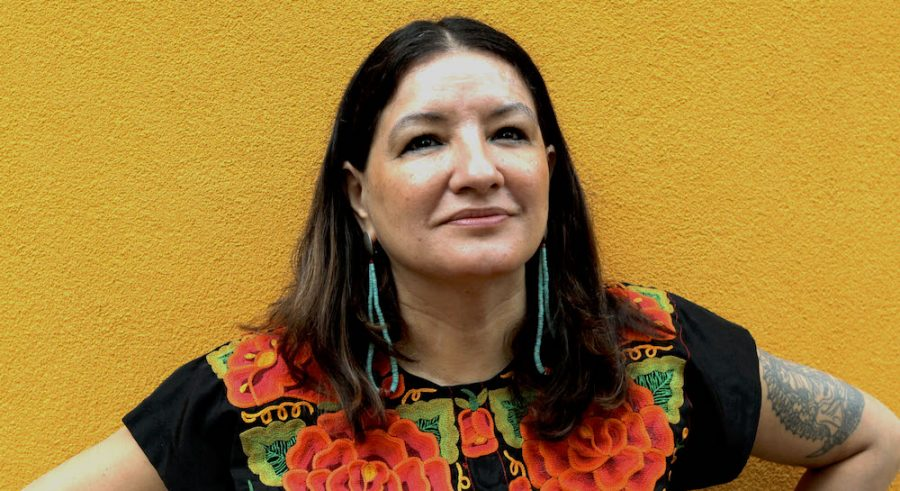 Sandra Cisneros visits Prep virtually to discuss her book,