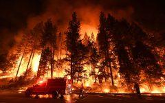 Blackouts, Downed Lines, Smoke: It's California Wildfire Season