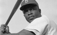 Jackie Robinson (pictured above) was a great man on and off the field