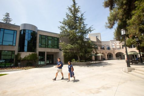 Students Begin On-Campus Training for Upcoming Sports Seasons