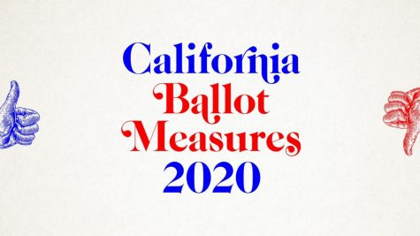 California Propositions for the 2020 Election. Photo Courtesy Hammer Museum.