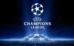 Logo for the Champions League
