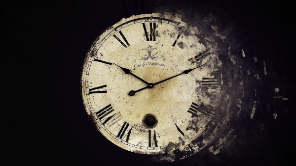The passage of time during COVID. Photo Courtesy Shutterstock