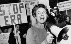 Phyllis Schlafly. Photo Courtesy The Heritage Foundation.