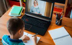 Online learning. Photo Courtesy eSchool News.