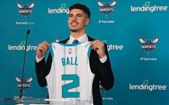LaMelo Ball (pictured above), hopes to become the face of the Hornets for the next decade