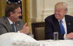 Political Pillows - One CEO's MAGA Crusade