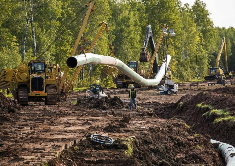 Construction+of+the+Line+3+Oil+Pipeline